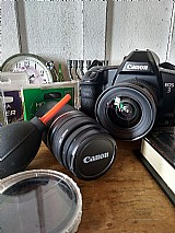 Camera analogica canon
