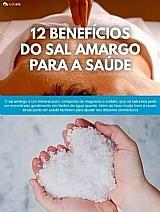Sulfato de magnesio sal amargo