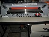 Plastificadora,  poliseladora oficio 23 cm,  modelo ex 230