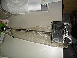 Prensa perfuradora modelo pfb 100 manual (2 furos) - krause