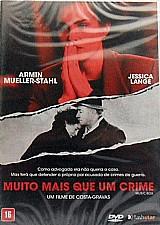 Dvd muito mais que um crime