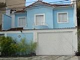 Casa com 4d e 3 aptos 2d,  ac 440m2 com saida para duas ruas ,  vila romana