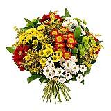 Buque de flores simples
