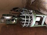 Trancadeira c/ 16 fusos   maq espuladeira m-200