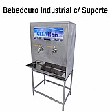 Bebedouro industrial aquafrio