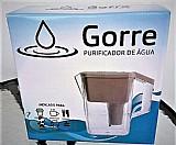 Jarra purificadora e filtradora de água