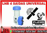Lnb universal 4 saidas em salvador ba