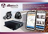 Dvr veicular acesso pelo celular 3g/4g