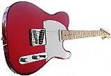 Guitarra eletrica telecaster tl1mrd phx cor vermelha metalic