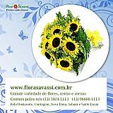 Floricultura flora entrega flores online em betim mg cesta de cafe e coroa de flores betim