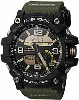Relógio g-shock mud resist - gwg - 1000gb-1a bit.ly/2mipyjw