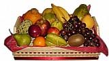Cesta de frutas na vila claudia-frete gratis (11)2606-0490