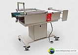 Seladora semi automatica com esteira de saida..bundling envolvedora.