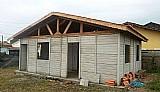 Casa de concreto pre fabricado 45m/2