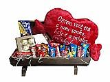 Cestas de chocolate na rudge ramos-frete gratis (11) 2606-0490