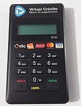 Maquina de cartao aceita visa master card elo dinheiro em 2 dias na conta.