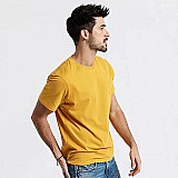 Simwood 2019 verao nova t-shirt dos homens 100% algodao cor solida casual camisa t basico o-pescoco de alta qualidade plus size masculino tee 190004