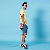 Camiseta simwood 2019 verao novos shorts da carga dos homens 100% color slim fit masculino lavagem do vintage curto moda de alta qualidade hip hop roupas 190183