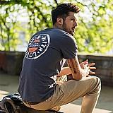 Camiseta simwood homens da camisa de t 2019 gola verao novo grafico de impressao moda slim fit camiseta de alta qualidade plus size casuais encabeca 180044