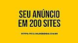 Faca seu anuncio em 200 sites ainda hoje