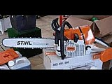 Motosserra stihl ms 460 na caixa sem uso