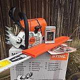 Motosserra stihl ms 661 na caixa sem uso
