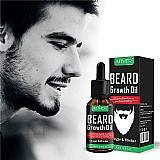 Oleo para crescimento de barba natural aliver 30ml