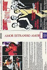 Dvd  amor  estranho  amor ( 1982 ). r$ 22, 00