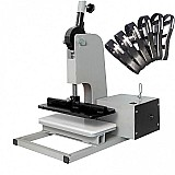 Maquina de fazer chinelo compactada jr   kit 6 facas