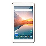 Tablet m7s plus  wi-fi e bluetooth quad core memoria 16gb 7 pol. camera frontal 1.3mp e traseira 2.0mp 1gb ram android 8.1 dourado multilaser - nb301