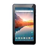 Tablet m7s plus  wi-fi e bluetooth quad core memoria 16gb 7 pol. camera frontal 1.3mp e traseira 2.0mp 1gb ram android 8.1 azul multilaser - nb299