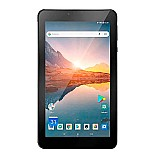 Tablet m7s plus  wi-fi e bluetooth quad core memoria 16gb 7 pol. camera frontal 1.3mp e traseira 2.0mp 1gb ram android 8.1 preto multilaser - nb298