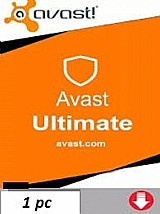 Avast ultimate 1 ano 1 pc