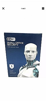 Eset small office security 1 ano 1 file server   5 pc   5 android