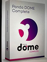Panda global protection ( dome complete) 1 ano 2 pc