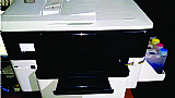 Hp 7740 c/ bulk ink