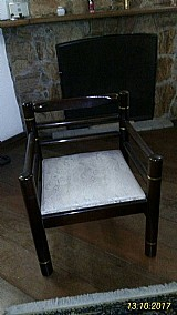 Cadeira para sala de visita individual