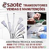 Transdutores esaote vendas e manutenções todo brasil