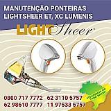 Manutenção em ponteiras lightsheer lumenis brasil