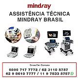Assistência técnica mindray brasil