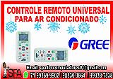 Controles para ar condicionado diversas marcas