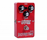 Pedal axcess giannini ds-101 distortion mxr boss