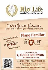 Rio life assistencia funeral