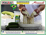 Banana verde em pó máquinas e equipamentos haubermaschinen