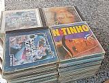 50 cds antigos de gênero variados (marisa monte, martinho da vila, legião urbana,lulu santos , elis regina, milton nascimento, caetano veloso,.