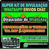 Kit whatsapp marketing envios em massa automaticos