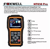 Scanner automotivo foxwell nt630 abs air bag profissional