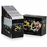 Serie 24 horas 8 temporadas completas em caixa original