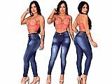 Compre mais magazine,  vendas moda jeans feminina