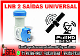 Lnb universal duplo em salvador ba